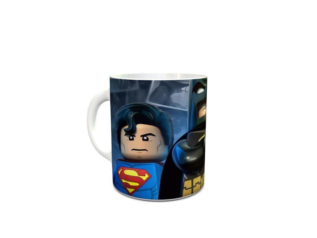 Caneca Personalizada - LEGO Batman