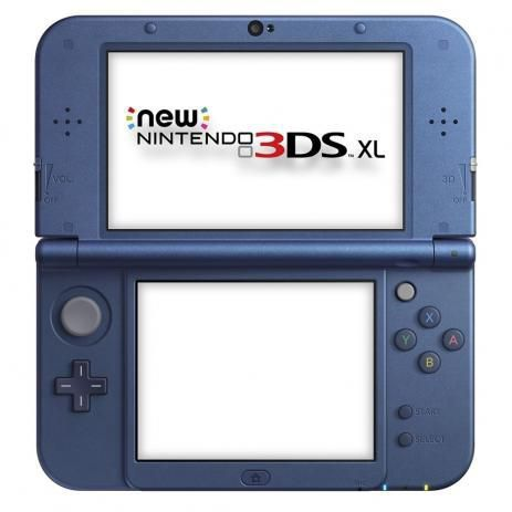 Console New Nintendo 3ds XL - New Galaxy Style