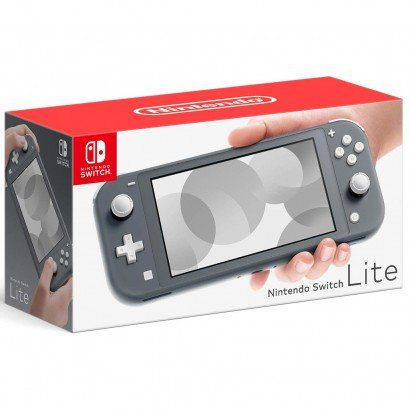 Console Nintendo Switch Lite 32GB Cinzento