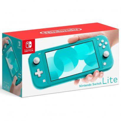 Console Nintendo Switch Lite 32GB Turquesa