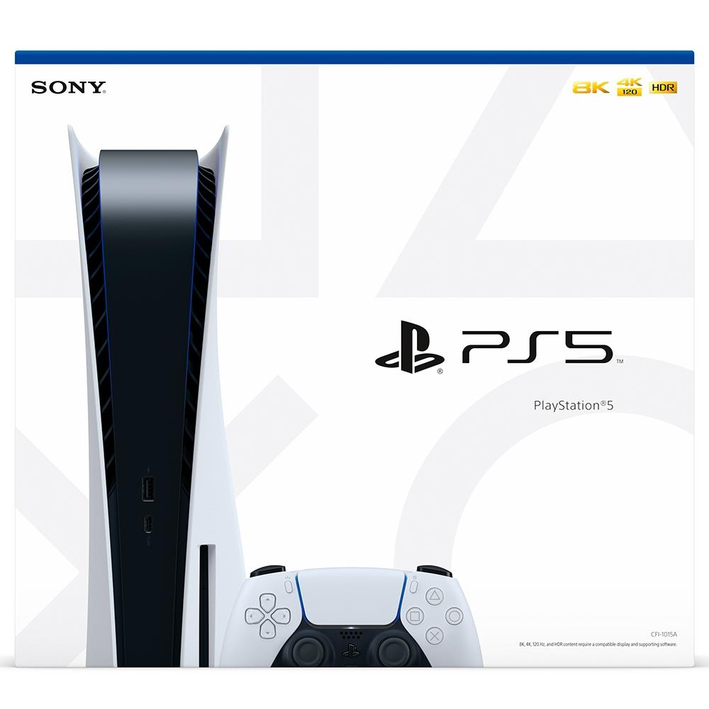 Console PlayStation 5 825GB SSD