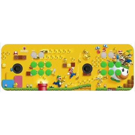 Controle Arcade 11.700 Jogos - Super Mario Bros