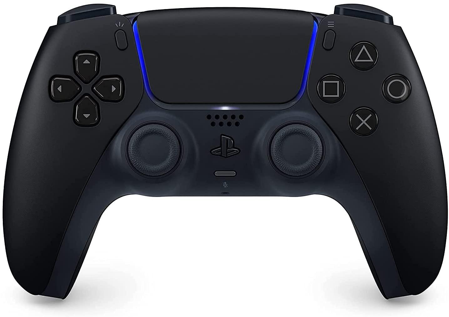 Controle Dualsense - PS5 - Midnight Black