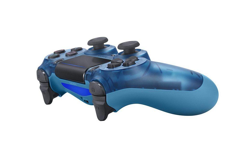 Controle Dualshock 4 Azul Crystal