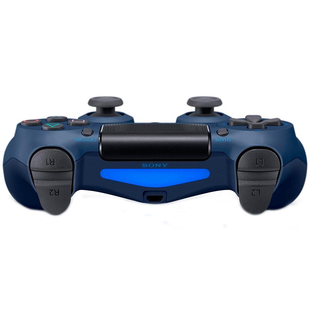 Controle DualShock 4 Azul Fosco