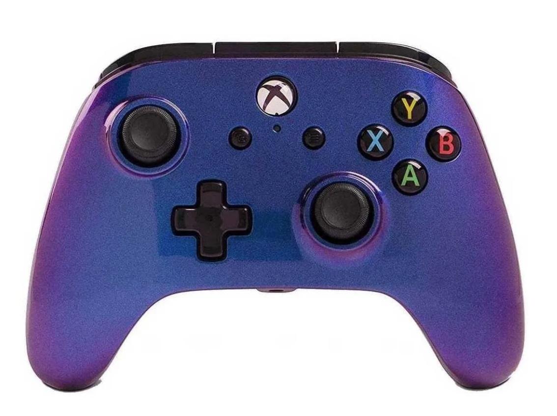 Controle Power A Com fio - Nebula - Xbox One