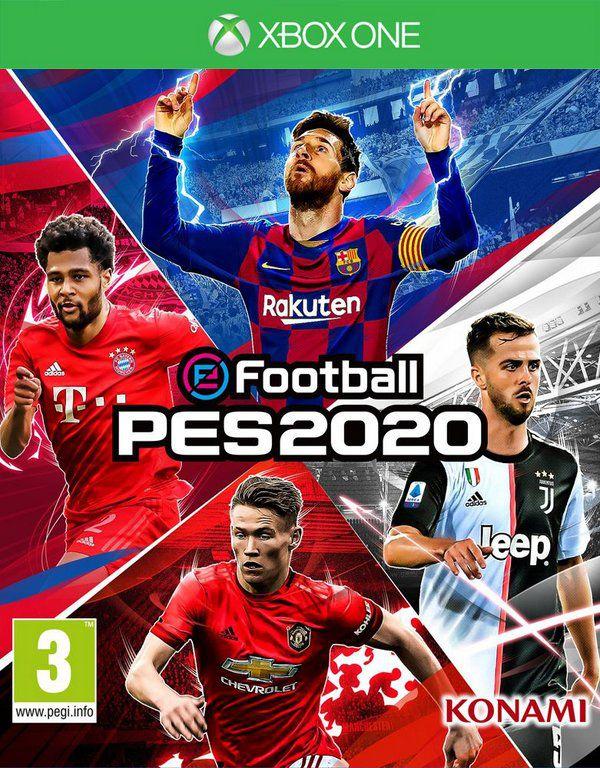 Controle Xbox One S Branco + PES 2020 Xbox One
