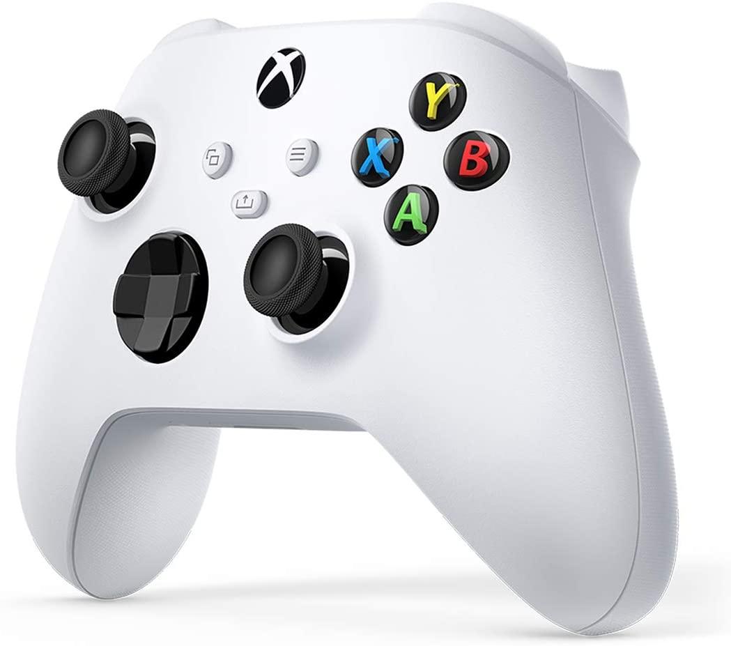 Controle Xbox - Robot White