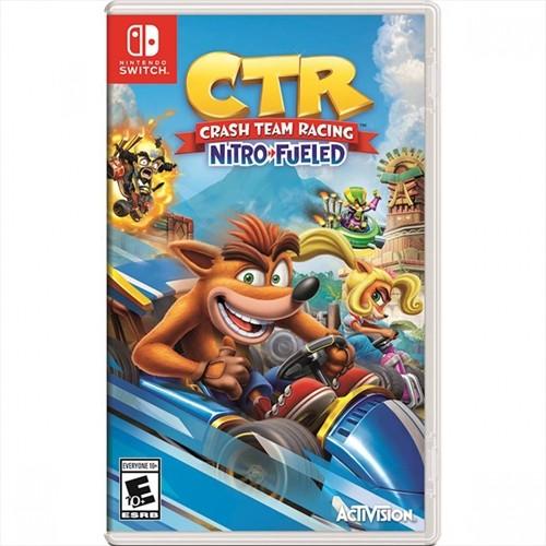 Jogo Crash Team Racing Nitro-Fueled - Nintendo Switch