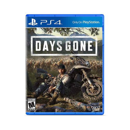 Jogo Days Gone - PS4 - Semi Novo