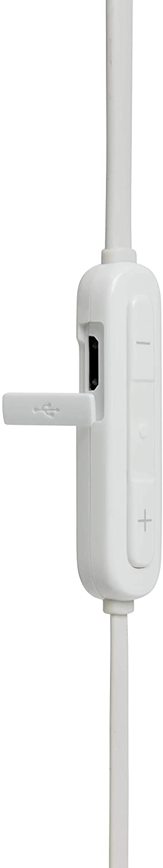 Fone de Ouvido JBL Bluetooth Tune, Intra Auricular, Branco - 110BT