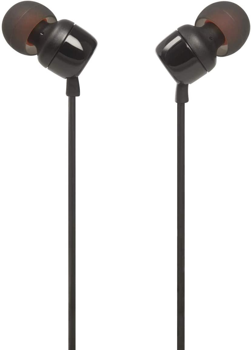 Fone de Ouvido JBL Tune 110 - Preto