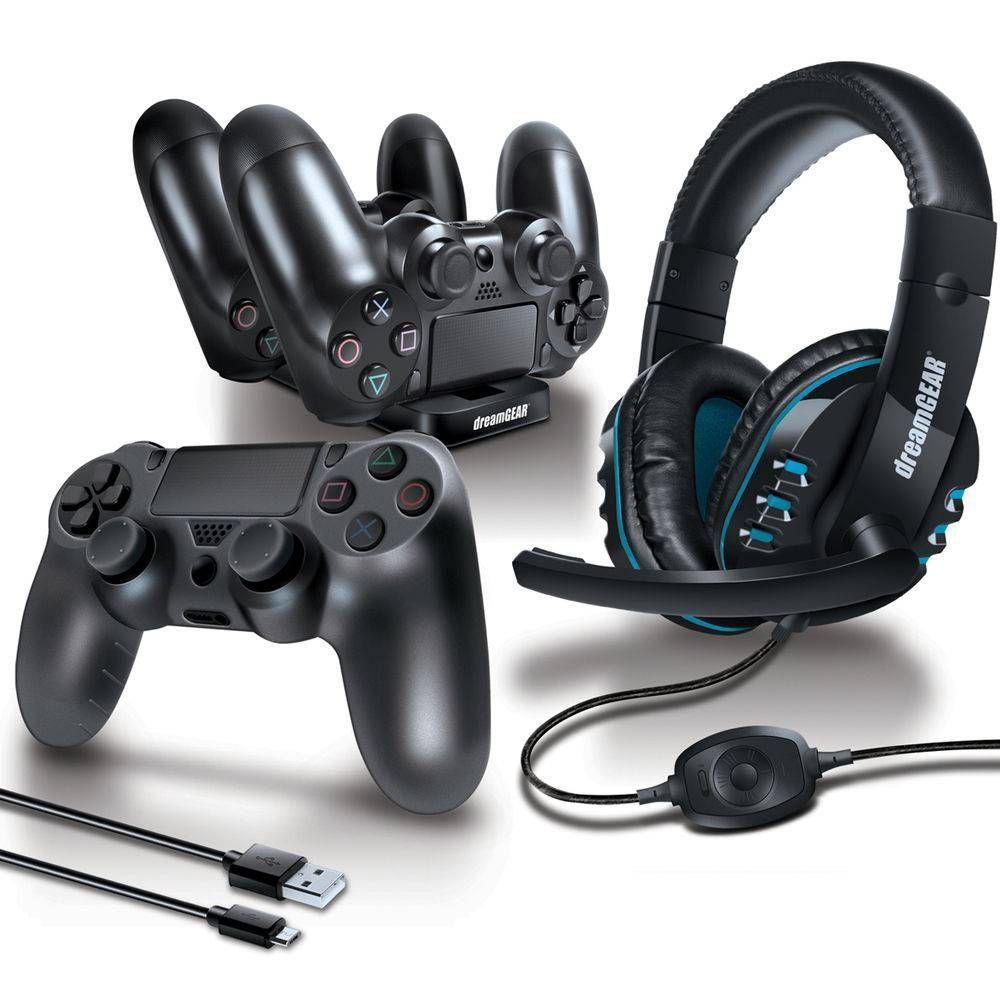 Gamer's Kit Dreamgear - PS4