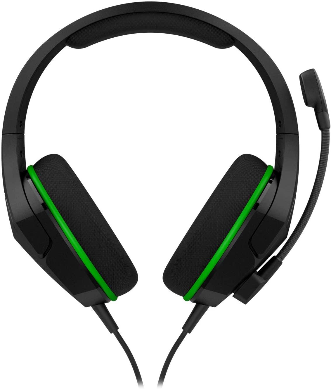 Headset CloudX Stinger Core - Xbox - Preto/Verde