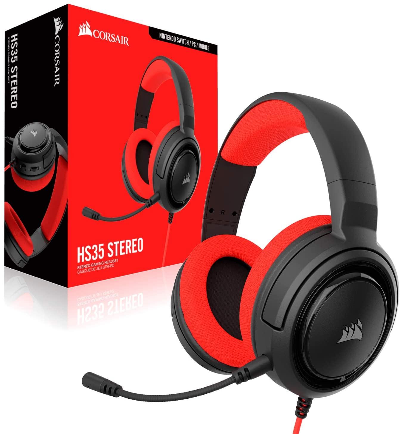 Headset Gamer Corsair HS35 - P2 Stereo 2.0