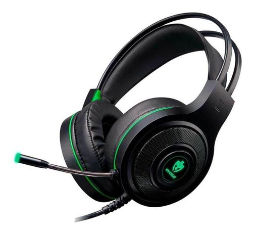 Headset Gamer Evolut Têmis EG-301GR