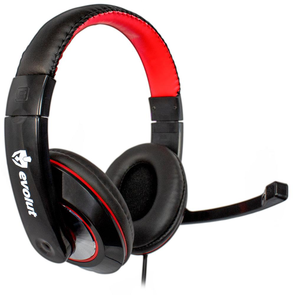 Headset Gamer Evolut Thardus - EG-302RD