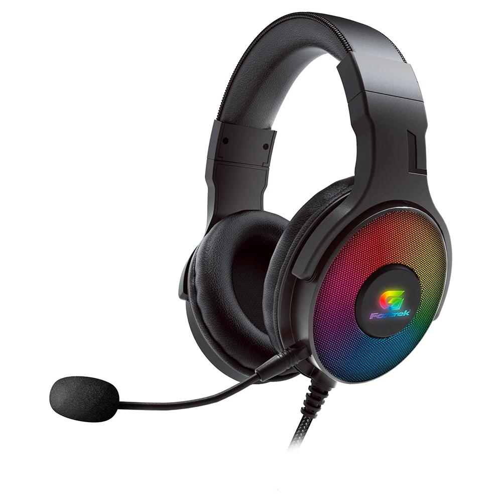 Headset Gamer Fortrek G Cruiser RGB 7.1 - Drivers 50mm