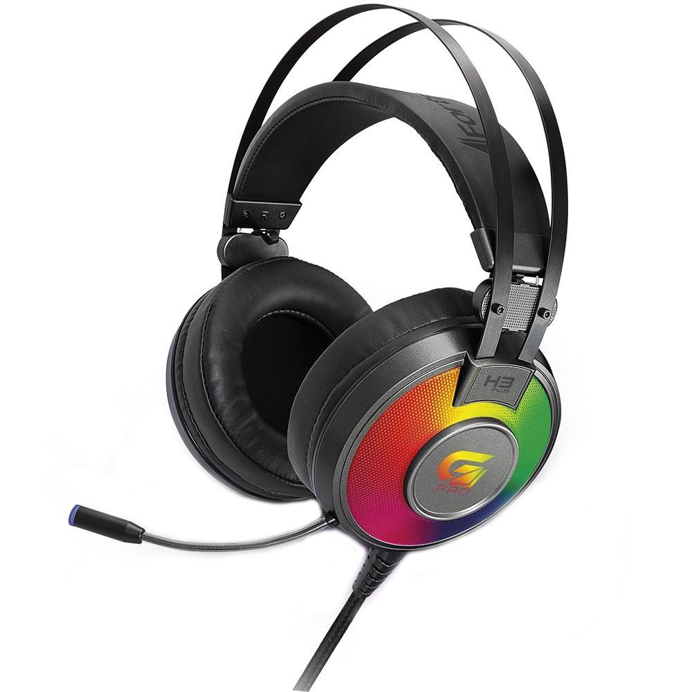 Headset Gamer Fortrek GPro H3 2x P2 + USB