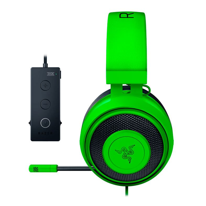 Headset Gamer Razer Kraken Tournament Edition Multi Plataforma