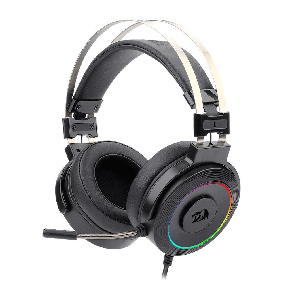 Headset Gamer Redragon Lamia 2 - RGB - Drivers 40mm