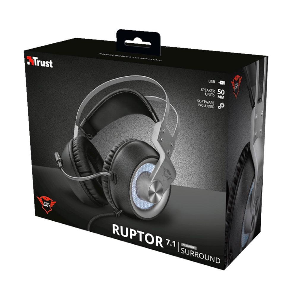 Headset Gamer Trust GXT 4376 Ruptor 7.1