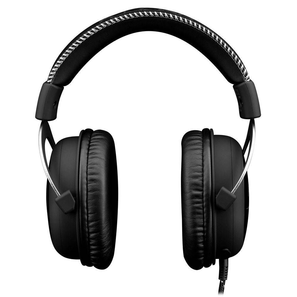 Headset Gamer HyperX Cloud - Preto/Cinza