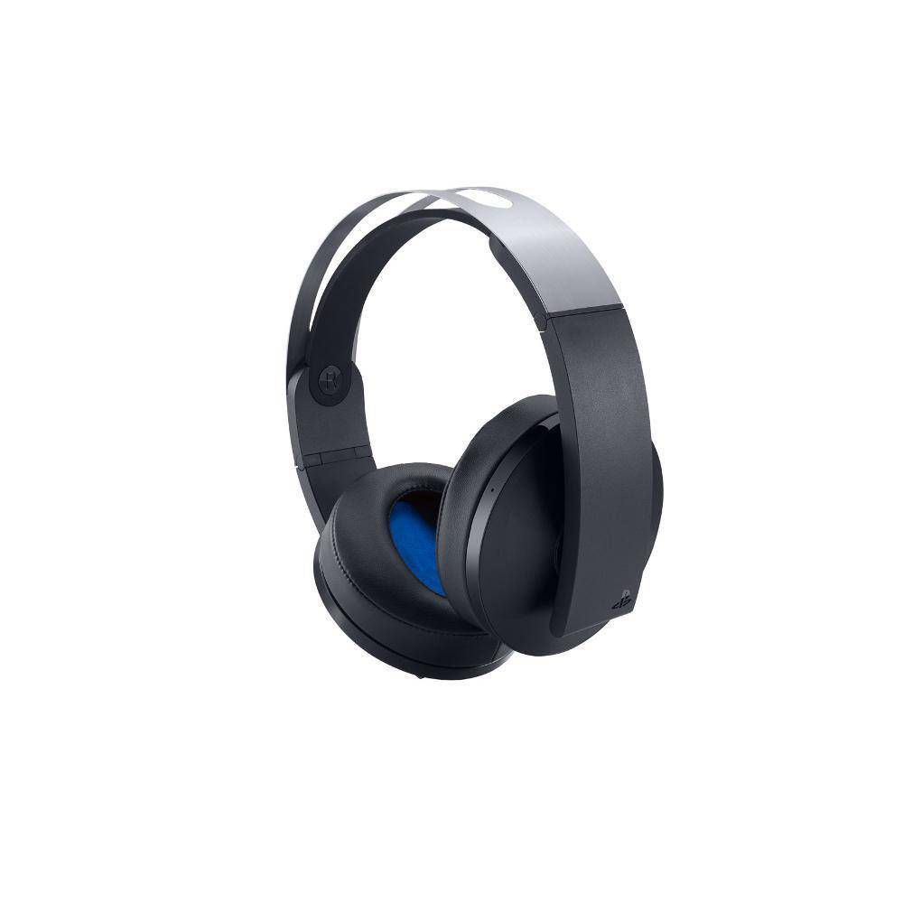 Headset Sony Platinum 7.1 wireless - PS4 e PS4 VR
