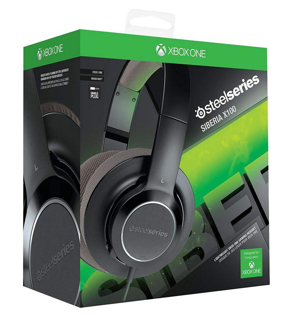 Headset Steelseries Siberia X100 - Xbox One