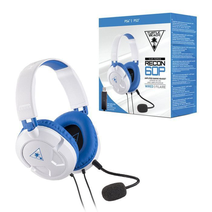 Headset Turtle Beach Recon 60P PS4/PS3