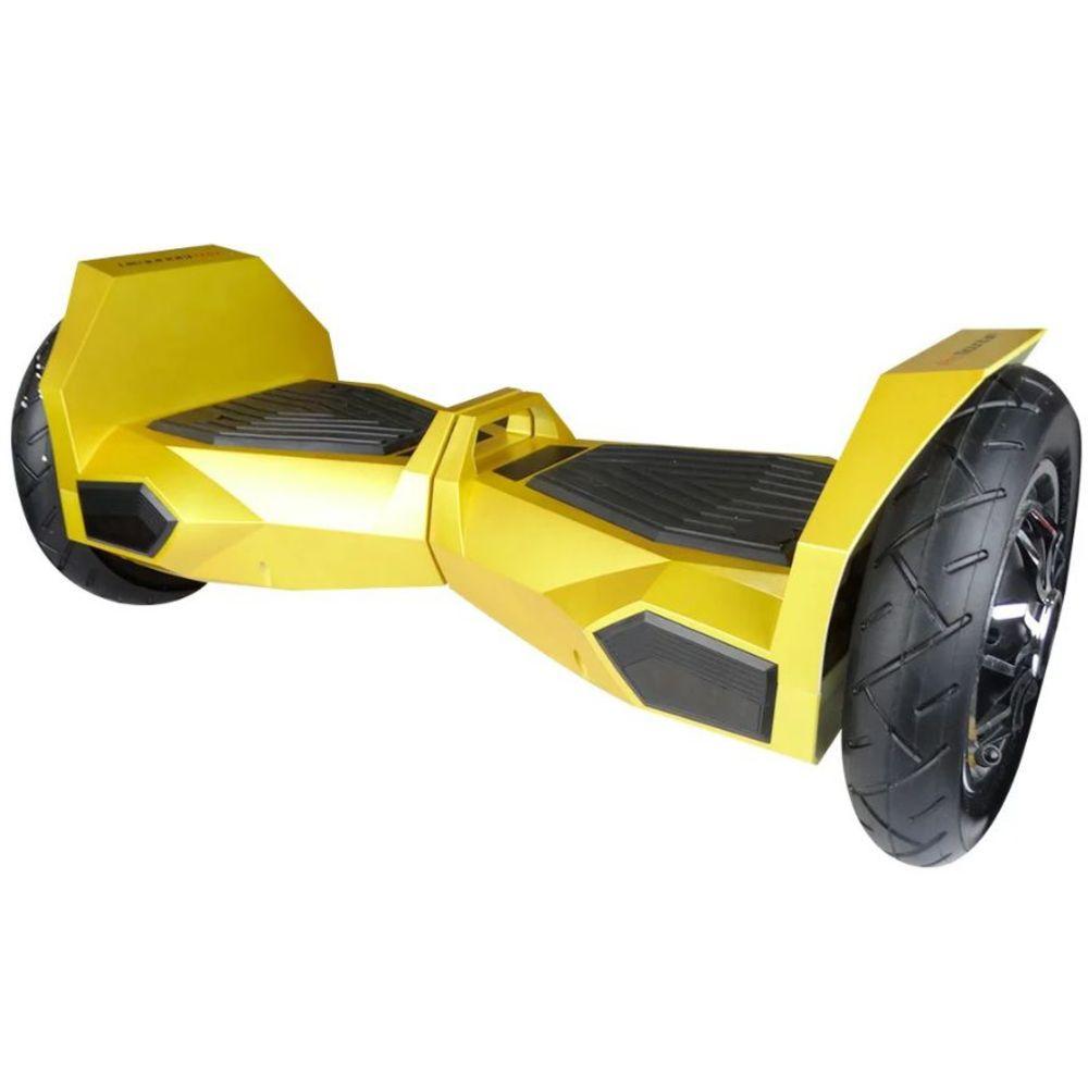 Hoverboard Smart Balance Pro Mountain - Amarelo 10 Polegadas