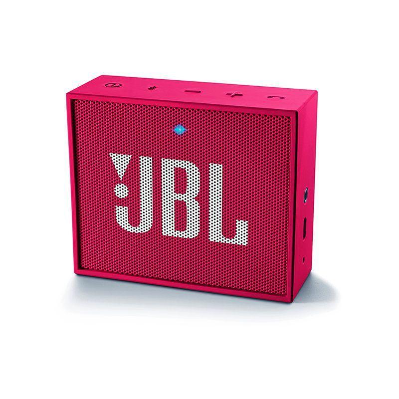 JBL GO - Rosa