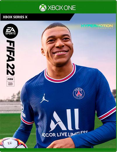 Jogo Fifa 22 - Xbox Series - Pré-venda - Previsto para 15 de Outubro de 2021