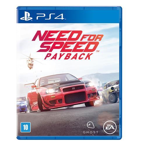 Jogo Need for Speed Payback - PS4 - Semi Novo
