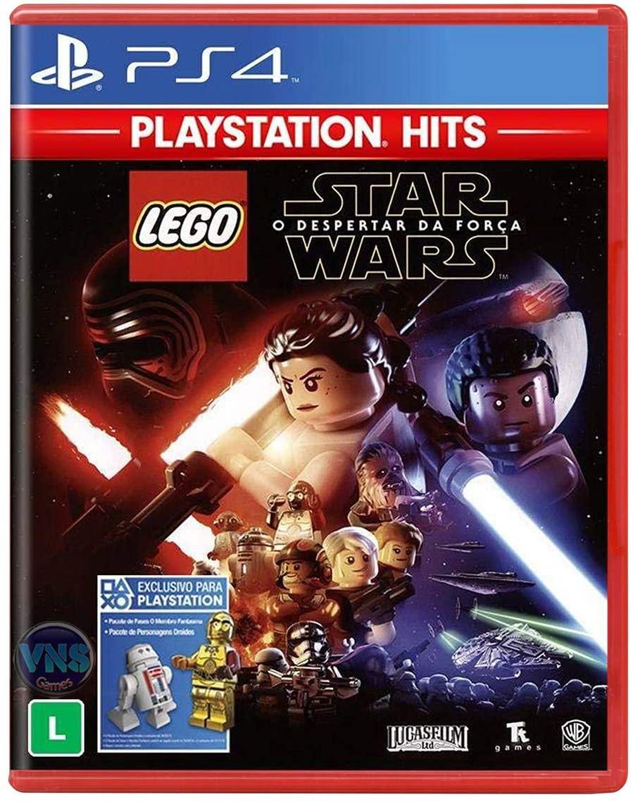Jogo Lego Star Wars: O Despertar da Força- PS4