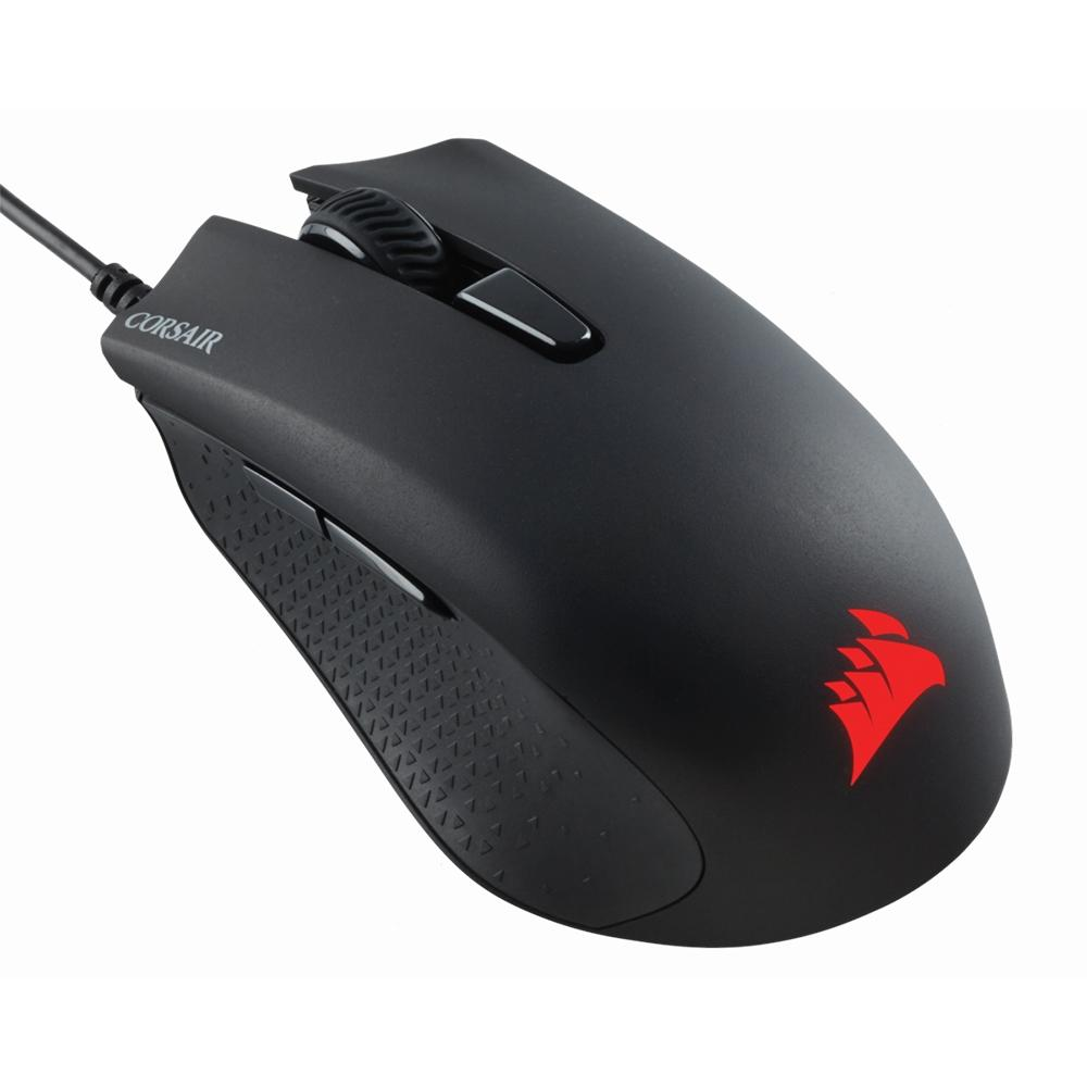 Mouse Gamer Corsair Harpoon Pro RGB - 6 Botões 12000DPI