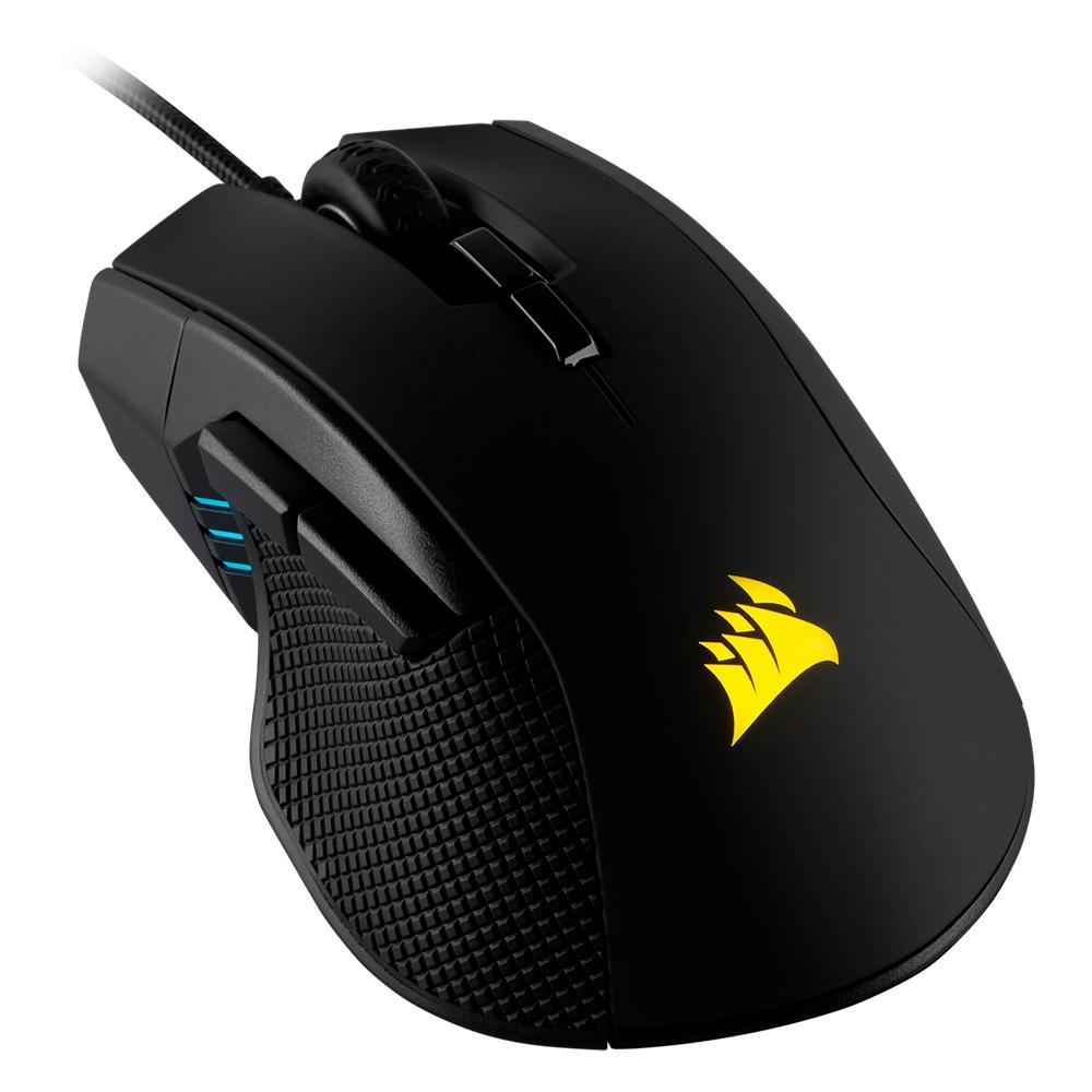 Mouse Gamer Corsair Ironclaw RGB Óptico - 18000DPI