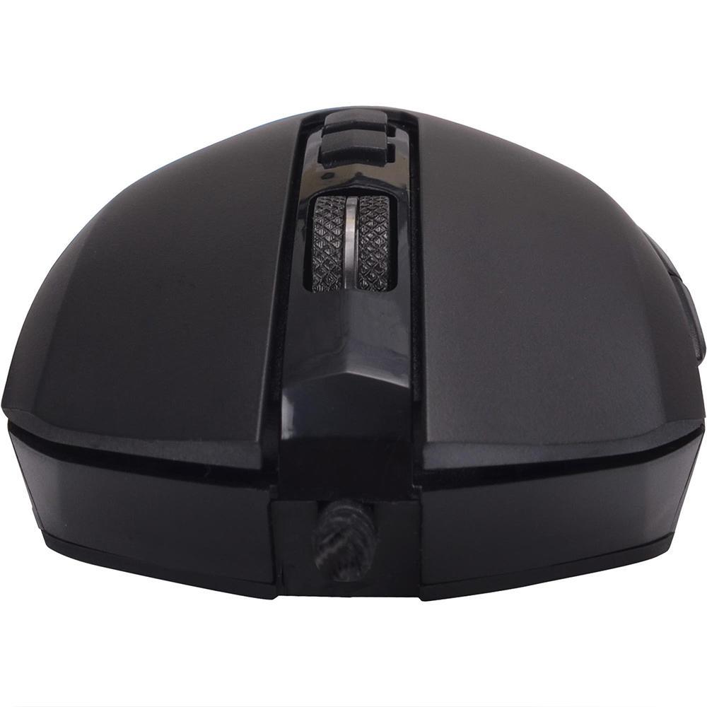 Mouse Gamer Fortrek M3 - 4800DPI RGB