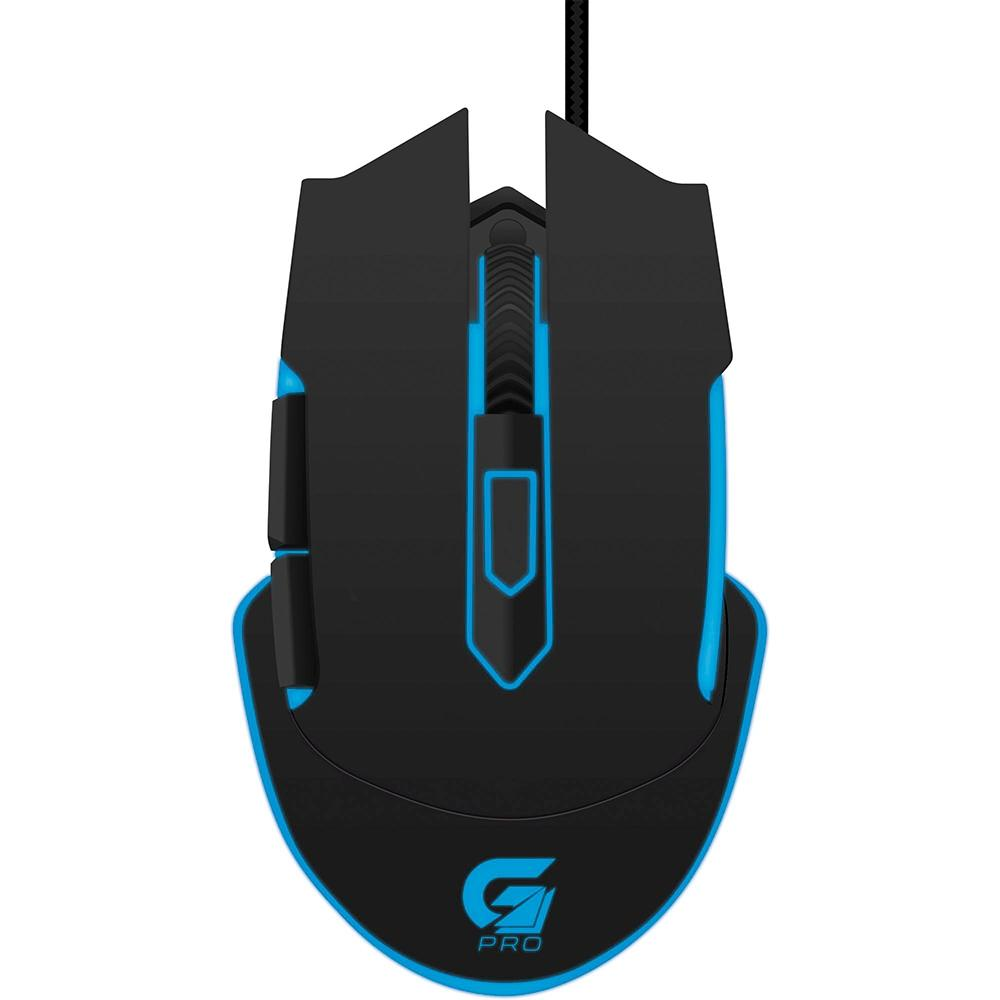Mouse Gamer Fortrek M5 - 4800DPI RGB