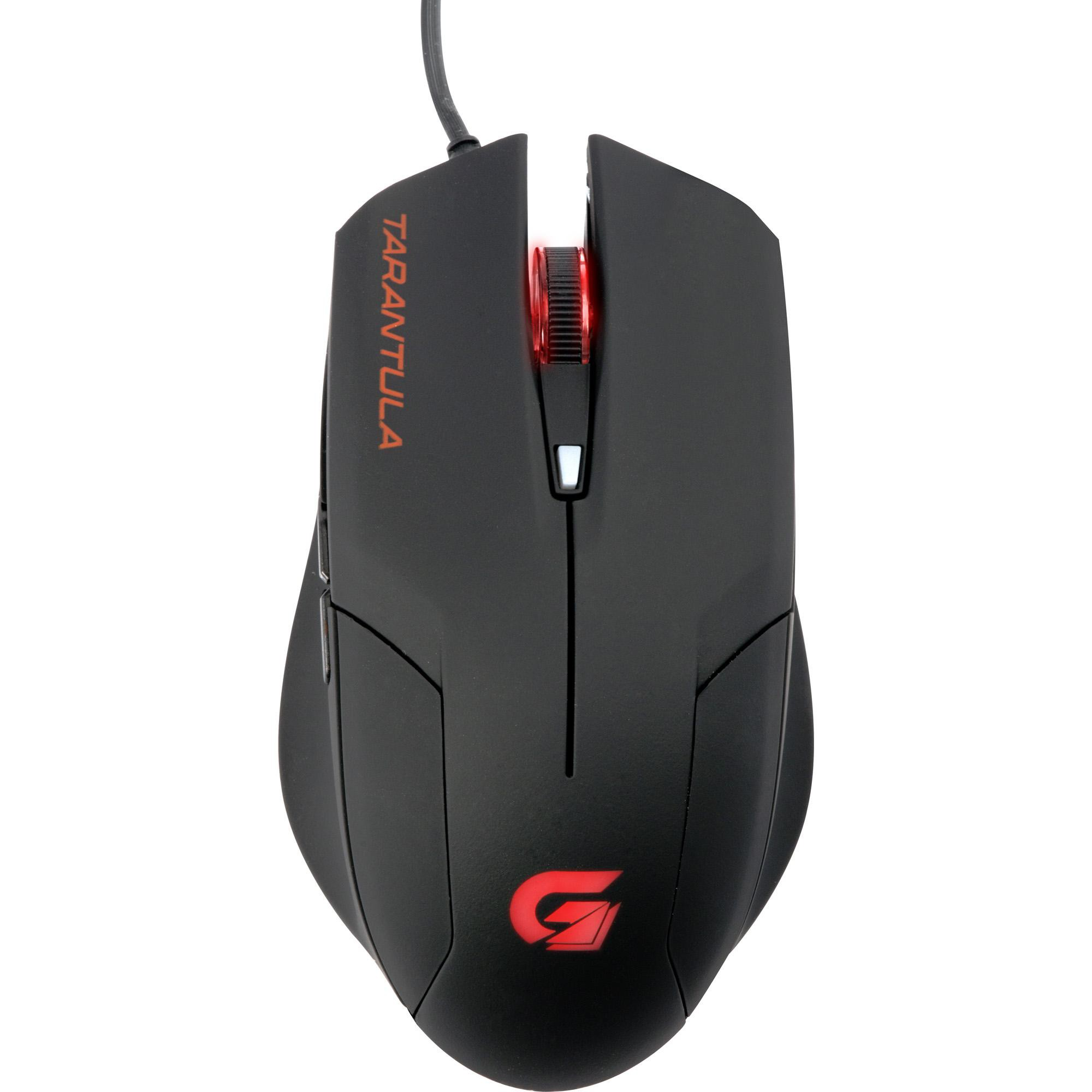 Mouse Gamer Fortrek Óptico USB Tarantula