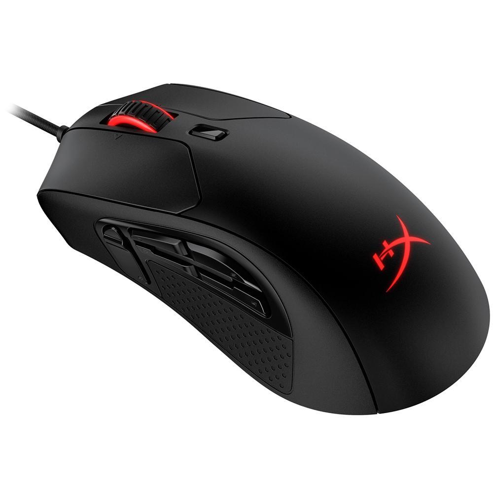 Mouse Gamer HyperX Pulsefire Raid RGB 16000 DPI