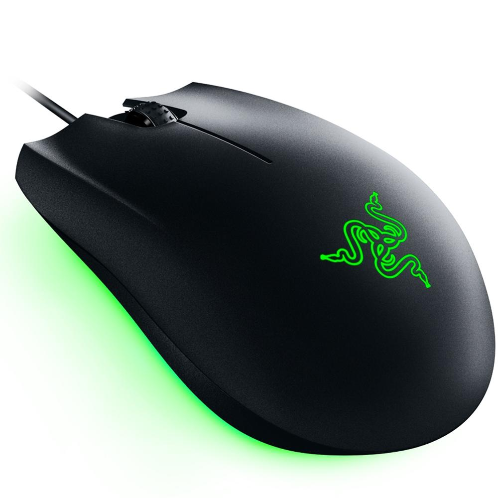 Mouse Gamer Razer Abyssus Essential Chroma - 7200DPI