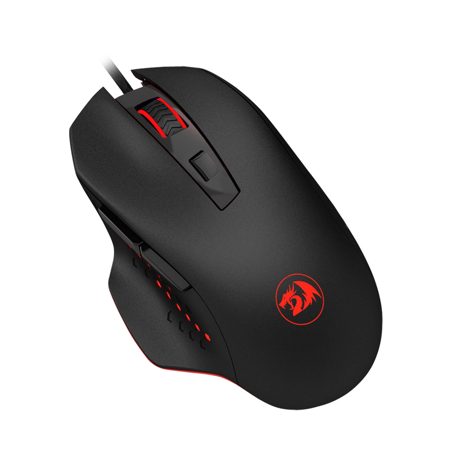 Mouse Gamer Redragon Gainer - 3200 DPI