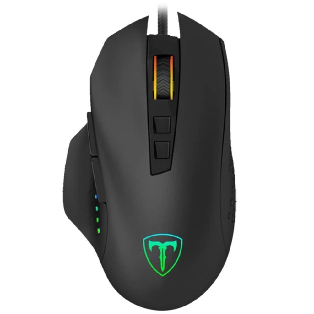 Mouse Gamer T-Dagger Captain RGB - 7 Botões - 8000DPI