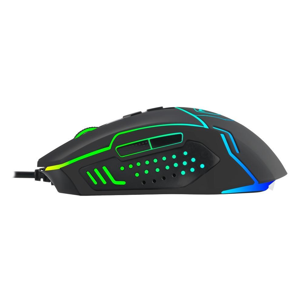 Mouse Gamer T-Dagger Senior T-TGM205 RGB 7 Botões - 4800DPI