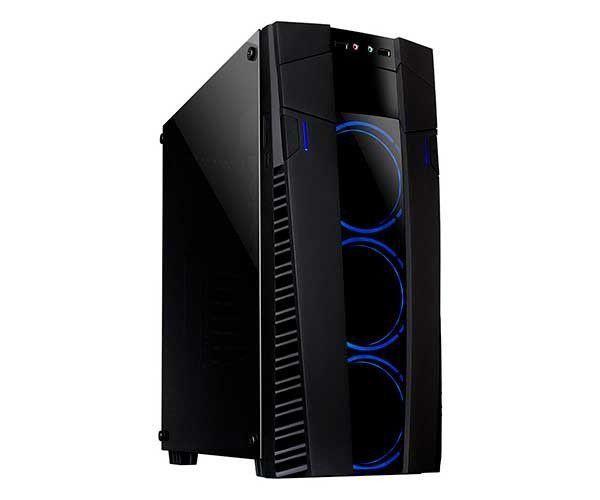 PC GAMER - I5 8400 / GTX 1060 OC EDITION EVGA / 8 GB RAM / 1 TB HD / 120 SSD / FONTE 500 WATTS