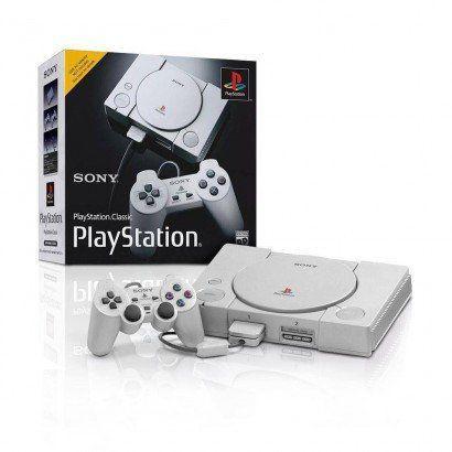 Playstation 1 Classic Edition - 20 Jogos