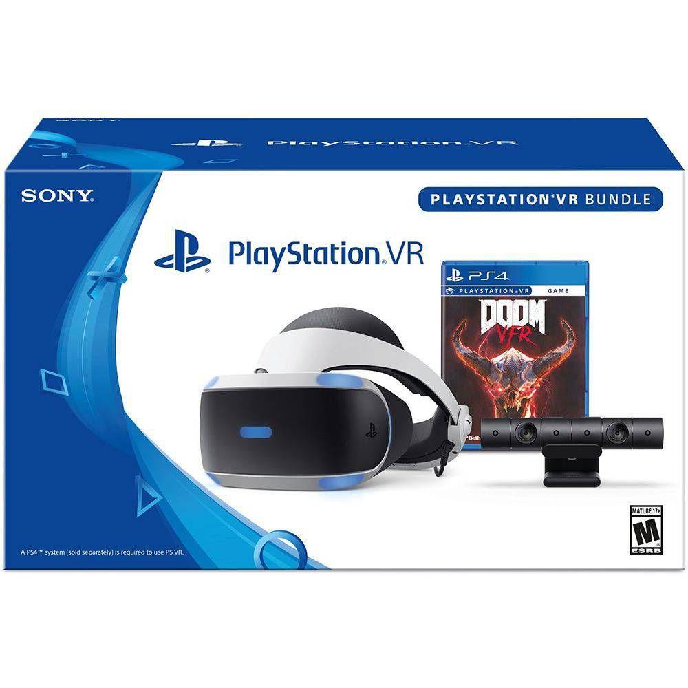 PlayStation VR Doom Bundle - PS4