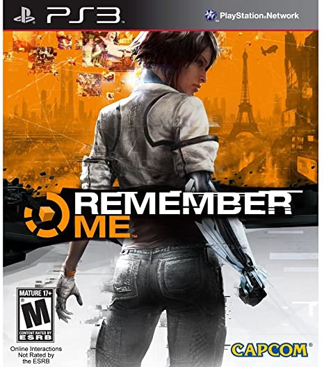 Jogo Remember Me - PS3 - Semi Novo