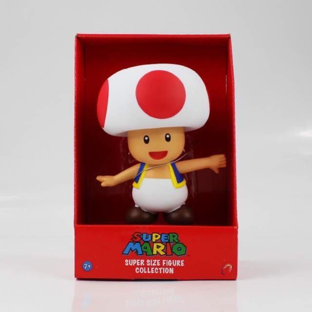 Super Size Figure Collection - Toad